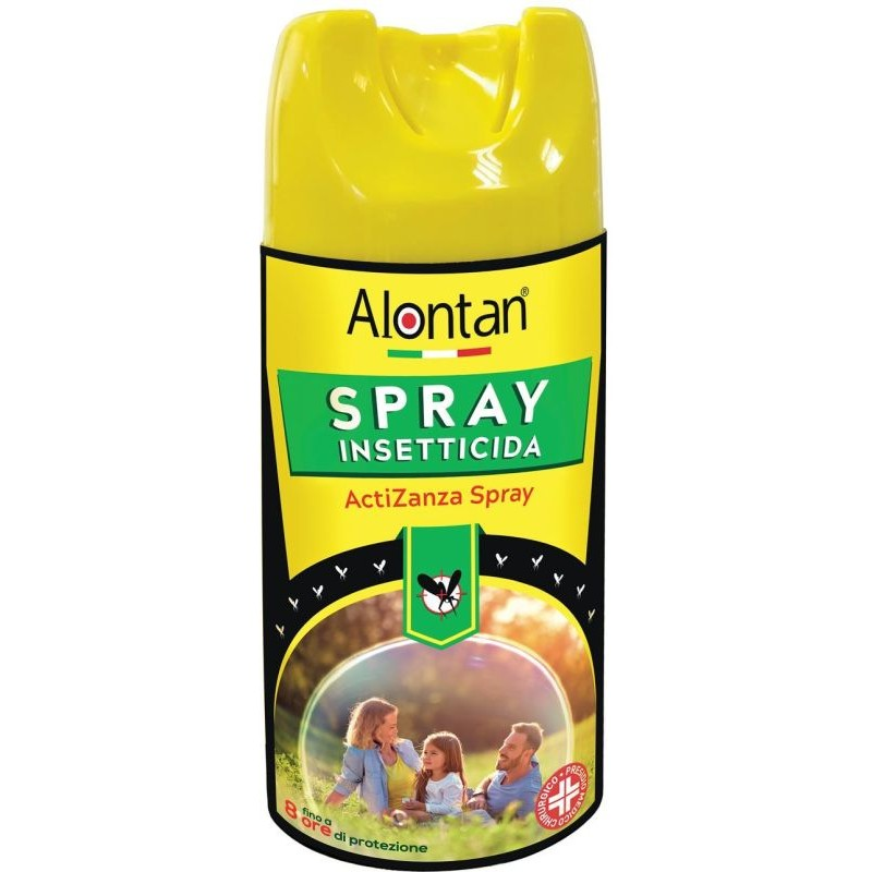 Spray Insetticida Acti Zanza Spray