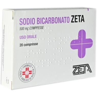 Sodio Bicarbonato Zeta