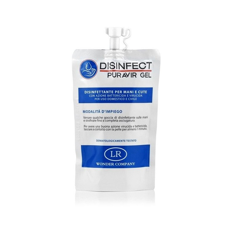 Disinfect Puravir Gel Stand-Up