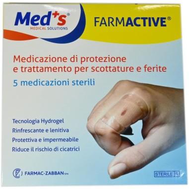 Medicazione Hydrogel per Scottature