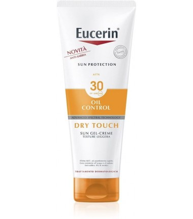 Sun Gel Creme SPF 30 Oil Control Dry Touch Eucerin