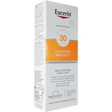 Sun Lotion Extra Light SPF 30 Sensitive Protect Eucerin