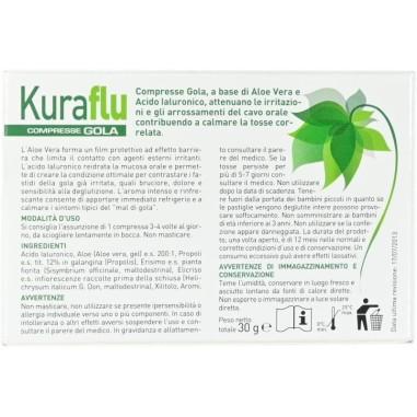 Compresse KuraFlu Gola