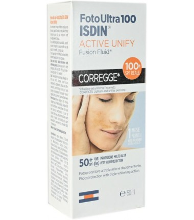 Active Unify Fusion Fluid SPF 100+ Foto Ultra ISDIN