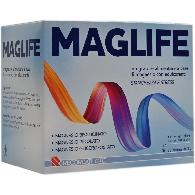 Magnesio Maglife Recordati