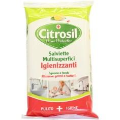 Salviette Multisuperfici Igienizzanti Citrosil