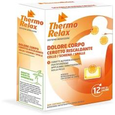 Cerotto Adesivo Autoriscaldante  Corpo ThermoRelax