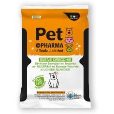 Salviette Igiene Orecchie Pet in Pharma