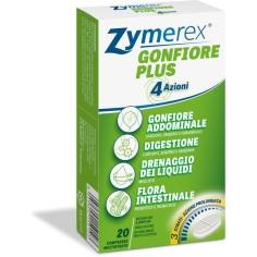 Zymerex Gonfiore Plus 4 Azioni