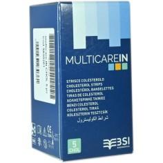 Strisce Colesterolo Multicarein