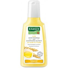Shampoo Nutriente all'Uovo e Olio Rausch