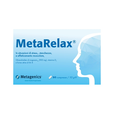 METARELAX 90 COMPRESSE