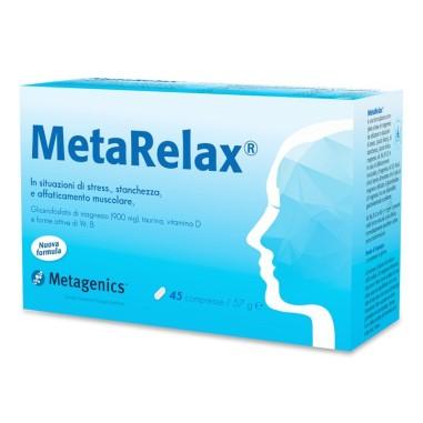 METARELAX 45 compresse.