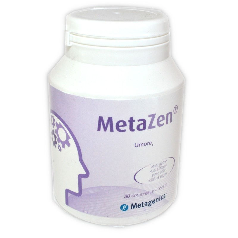 METAZEN 30 COMPRESSE