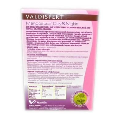 Valdispert Menopausa Day&Night