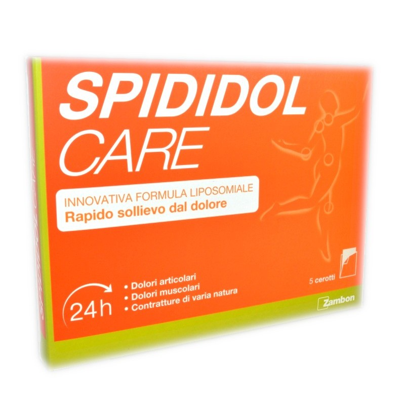 Spididol Care Cerotti